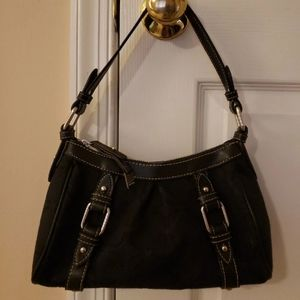 Nine West Small Black Purse NWOT